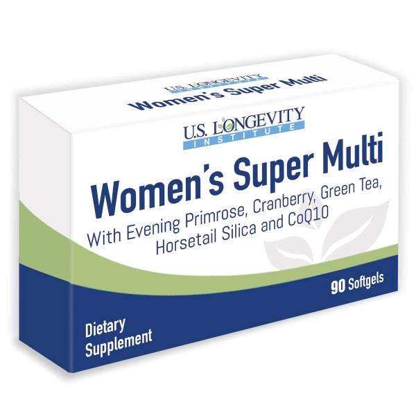 Women's Super Multi- 90 Softgels UL_1332100_1