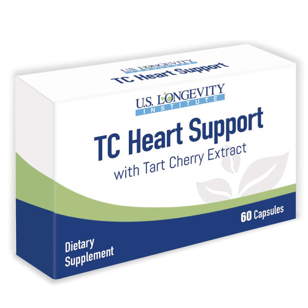 TC Heart Support -60 Capsules UL_1331050_1